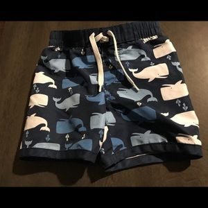 Baby gap baby swim shorts